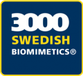 Swedish Biomimetics 3000 ApS Logo